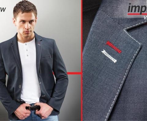 Producent garniturów i odzieży męskiej Impis